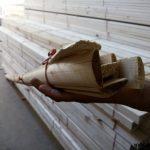اسکوتی چوب کاج روسی , فتیله و درز گیر درب و دیوار
