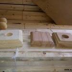 نعلبکی نرده صراحی , نعلبکی نرده خراطی پله و دست انداز چوبی , مرکز فروش