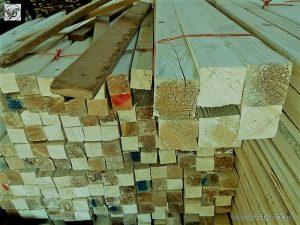 تخته چهارتراش 4*4 سانت , چوب کاج روسی در ابعاد مختلف