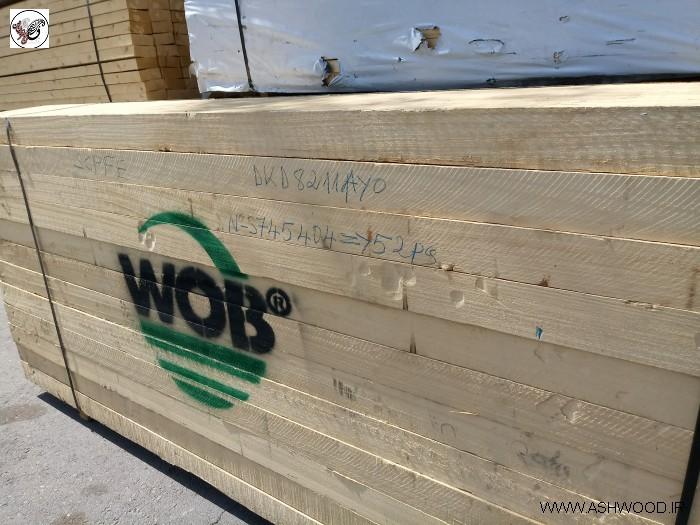 فروش انواع تخته و الوار چوب وارداتی