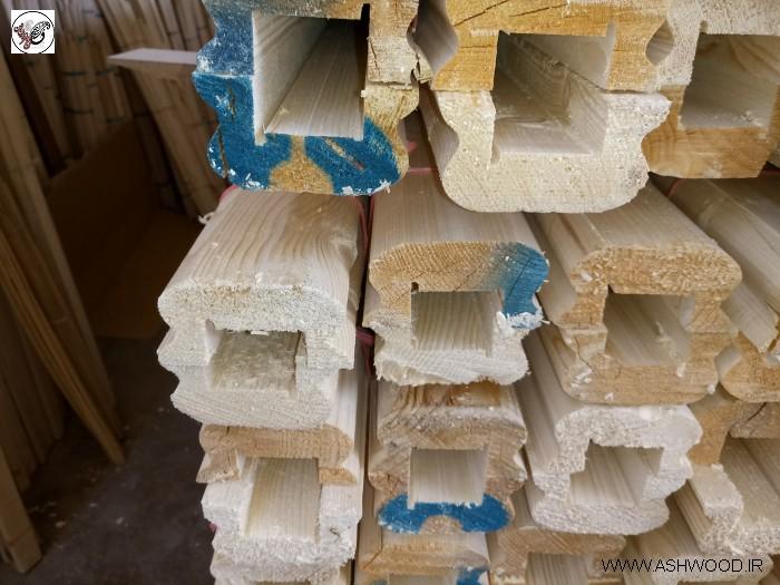 فروش چوب لمبه , لمبه کاج روسی , انواع چوب
