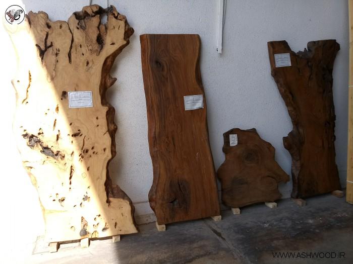 چوب شاه بلوط امریکایی , قیمت اسلب چوب بلوط , فروش اسلب چوب