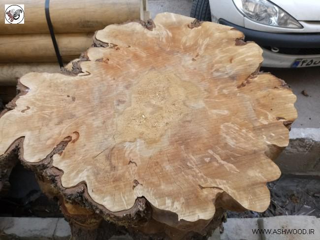 تخته و اسلب چوب توسکا مناسب میز جلو مبلی , انواع اسلب ، تخته، الوار راش، گردو، بلوط ، افرا، توسکا