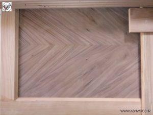 درب چوبی کمدی روکش گردو درب چوبی کمدی روکش گردو , قیمت درب تمام چوب روسی , درب تمام چوب داخلی ساختمان , مرکز فروش درب چوبی در تهران