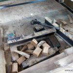 کارگاه چوب بری , برش چوب و نجاری