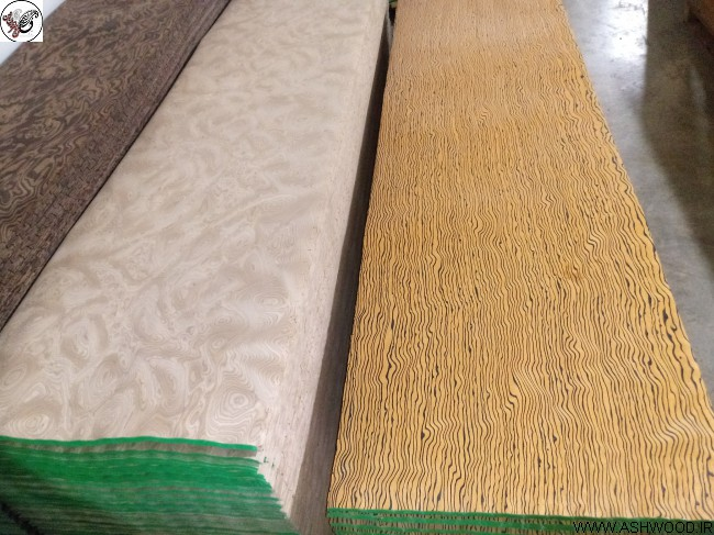 انواع چوب و روکش چوب