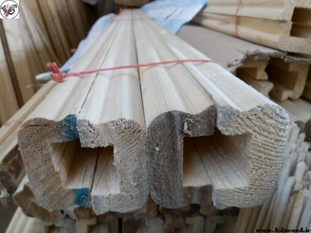 قیمت هندریل و دست انداز پله چوبی