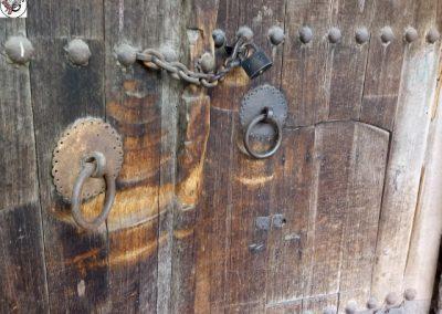درب قدیمی قزوین , عکس درب قدیمی سنتی