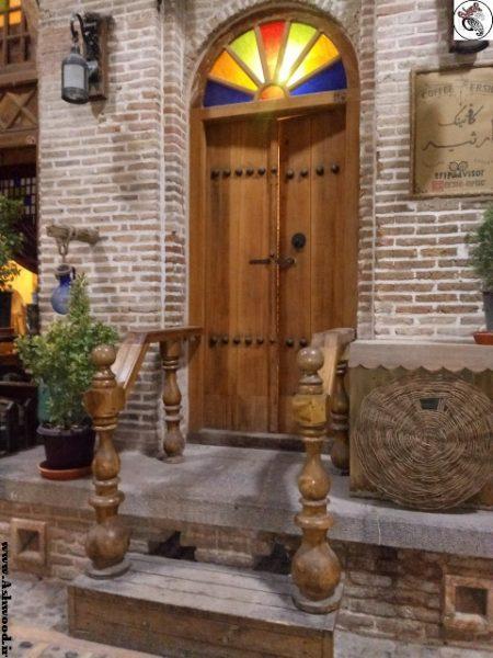 سرای سعدالسلطنه , سرای سعدالسلطنه قزوین بزرگترین کاروانسرای سرپوشیده و مرکز تجاری داخلی شهری کشور