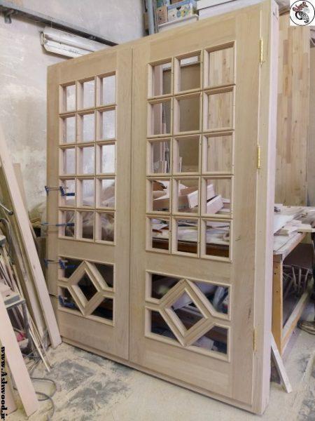 درب تمام چوب راش پلمایر آلمان , ساخت انواع درب تمام چوب راش , درب ورودی