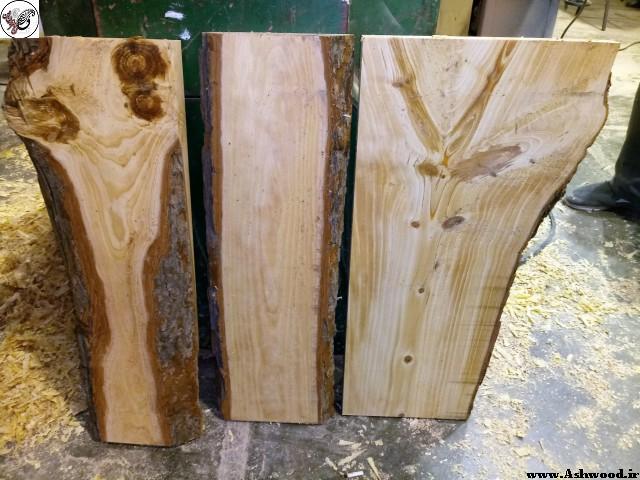 برش انواع الوار , اسلب تخته چوب