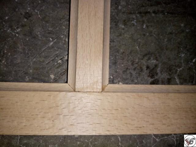درب و پنجره چوب راش