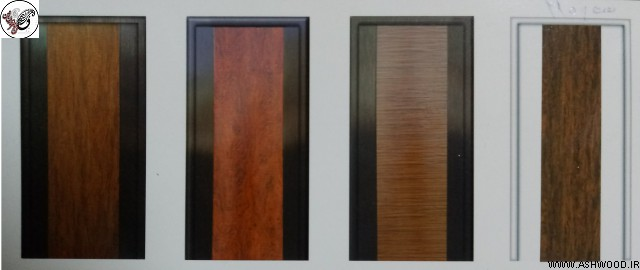 درب های چوبی از چوب خالص
