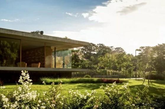 معماری مدرن با نگاه کلبه