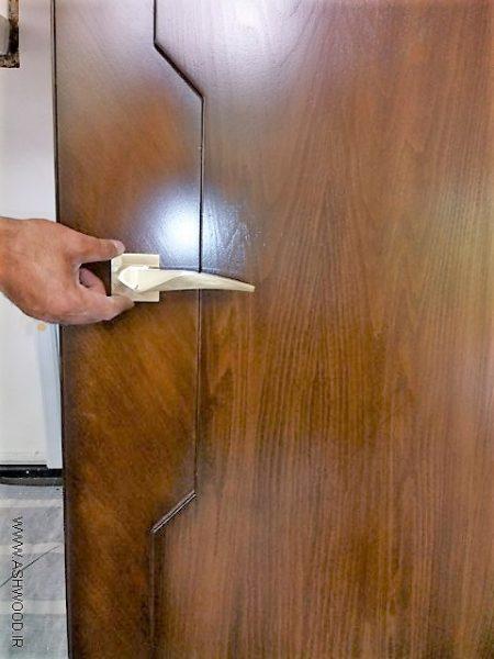 درب چوبی , مدل درب چوبی