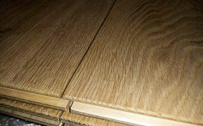 بلوط در مقابل چوب راش