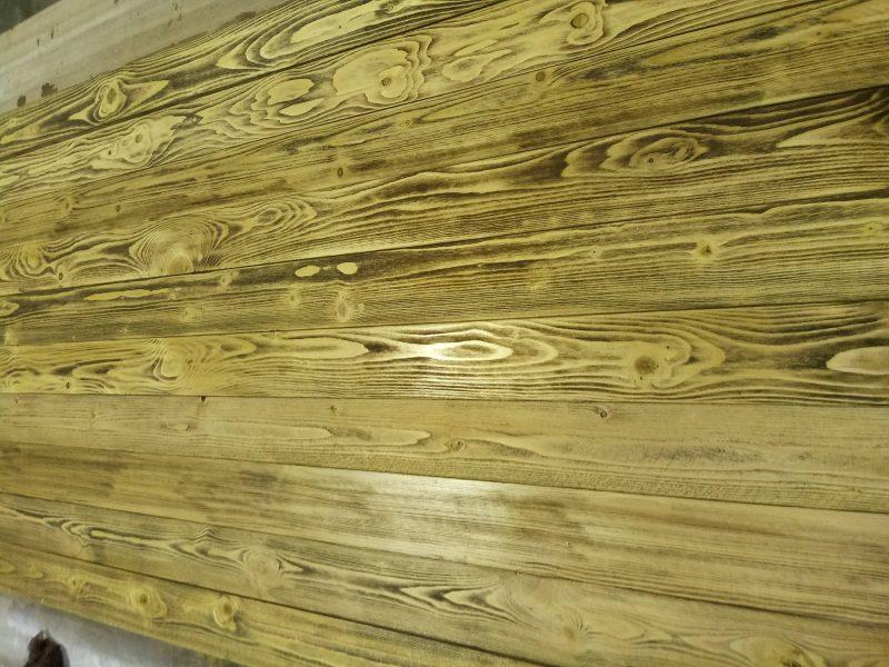 دیوارکوب چوبی , چوب لمبه دیوارکوب
