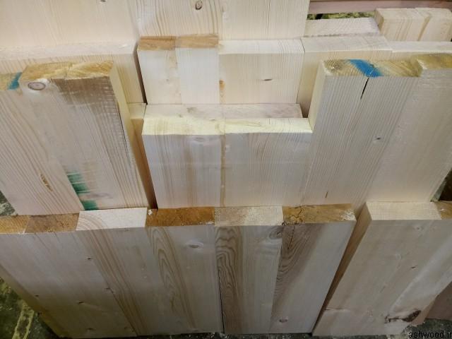 انواع چوب , چوب چهار تراش چیست و چه کاربردی دارد . چوب کاج