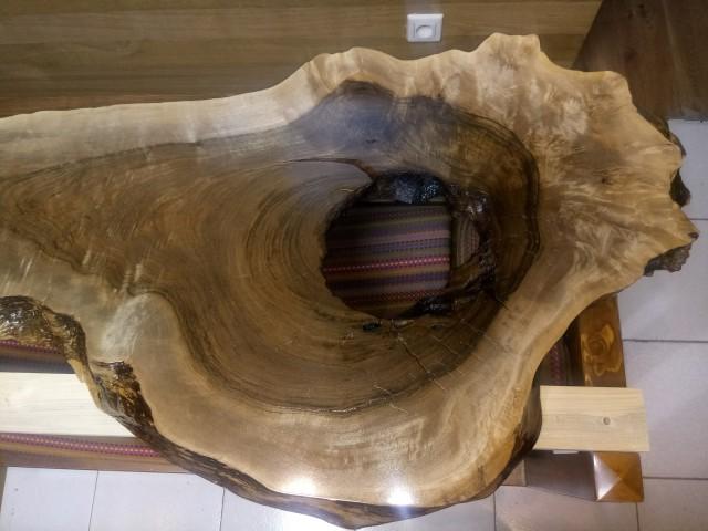 اسلب چوب گردو سفارش مشتری از شهر یزد