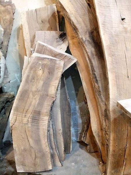 اسلب چوب گردو
