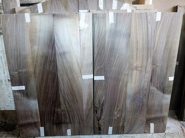 صفحه چوب گردو امریکایی