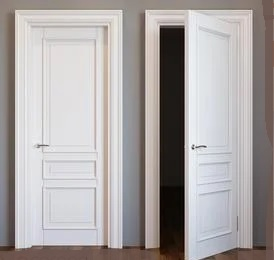 مدل درب اتاقی چوبی