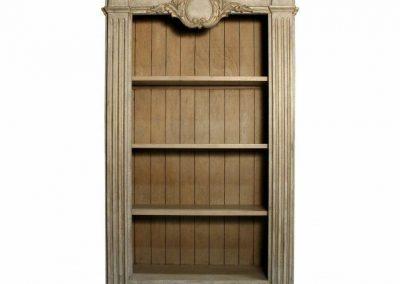 مدل کتابخانه سبک کلاسیک