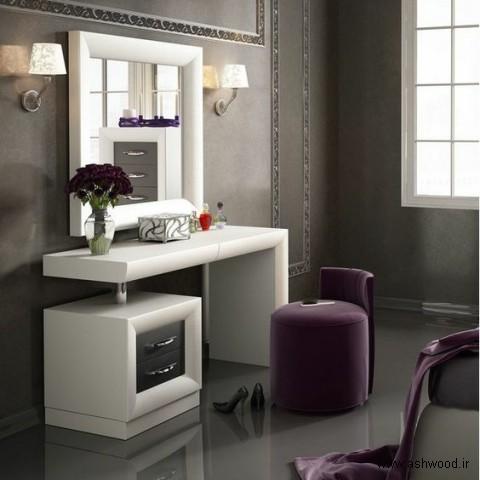 ست میز آرایش اتاق خواب و حمام