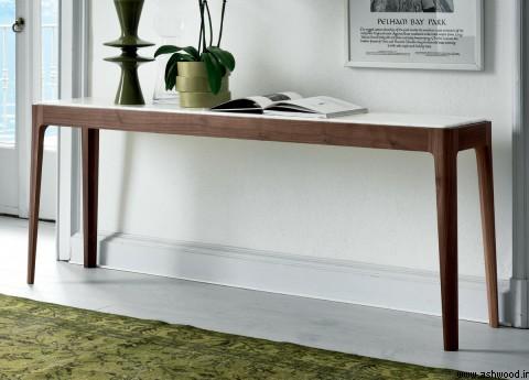 میز کنسول چیست ؟ تفاوت بین یک میز کنسول و یک میز جانبی چیست؟
