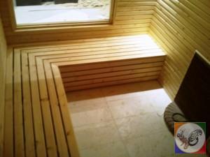 تصاویری جذاب و دیدنی از ساخت سونای خشک طراحی و ساخت سونای خشک ، لوازم سونا ، هیتر سونا ، چوب سونا ، لمبه