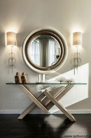 میز کنسول, خرید جدیدترین مدل های آینه و کنسول مدرن و چوبی