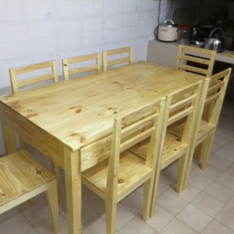 دکوراسیون چوب کاج  , دکوراسیون چوبی منزل با طراحی و اجری ساده اما فوق العاده شیک