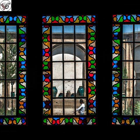 خانه لطفعليان ملاير يادگاري از دوران قاجار