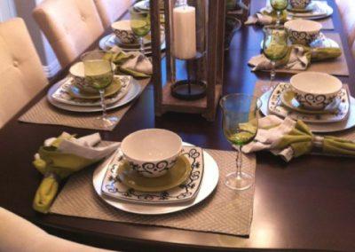 ساخت سفارشی میز ناهارخوری