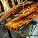 رزین اپوکسی چوب , اپکسی, اپوکسی, اپوکسی با چوب, اپوکسی چوب, اپوکسی شفاف روش کار با اپوکسی برای سطوح چوبی
