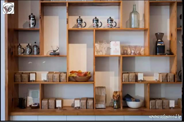 خلاقانه ترین ایده های قفسه چوبی و کتابخانه 2019 زیبا و جدید
