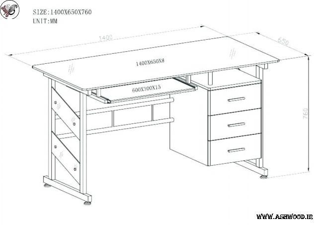 استاندارد میز