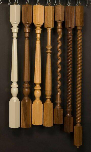 مدل نرده چوبی دوبلکس, محاسبه قیمت نرده چوبی پله