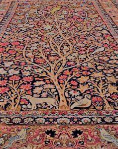 فرش درخت زندگی