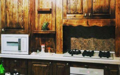 کابینت آشپزخانه خانم غلامی