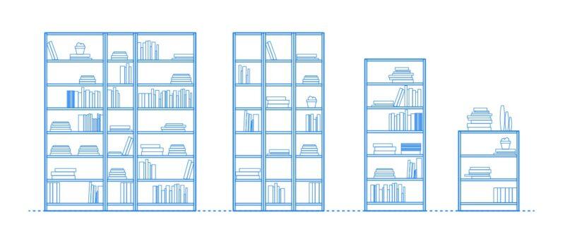 استاندارد های کتابخانه
