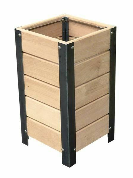 مدل گلدان چوبی جدید, تصاویری از انواع مدل های گلدان چوبی , ایده های جالب گلدان