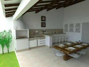 آشپزخانه های زیبا در فضای باز ، میز تمام چوب فضای بیرونی، آشپزخانه چوبی