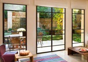 پنجره هاي شيشه اي