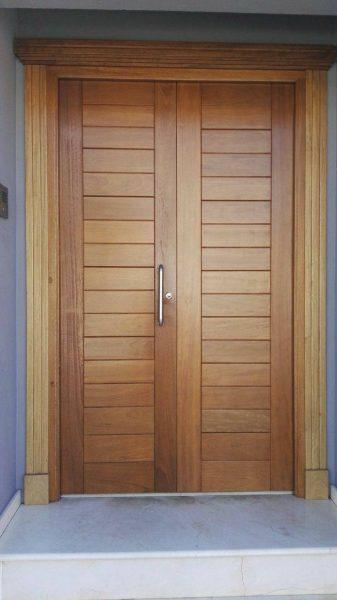 مدل درب چوبی لوکس درب ورودی , جدیدترین مدل درب چوبی اتاق , درب ورودی واحد