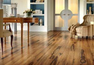 کف پوش چوبی