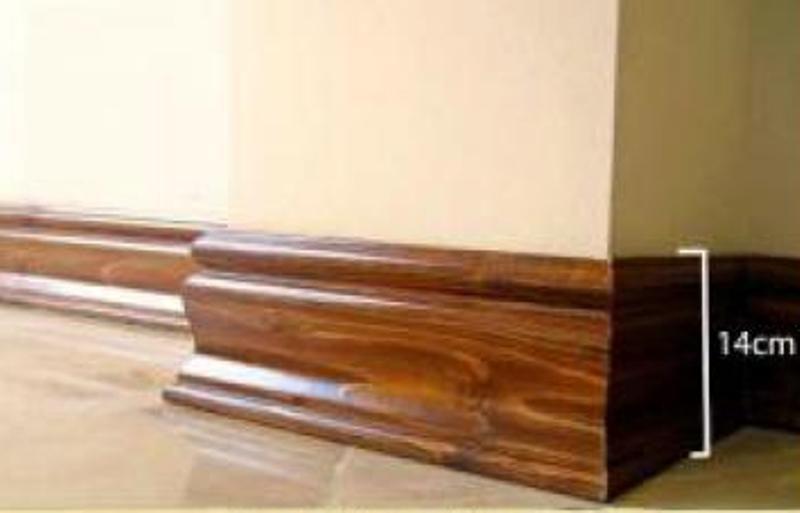 قرنیز های چوبی