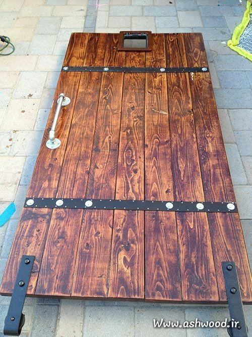 ایده های خاص و لوازم جالب چوبی