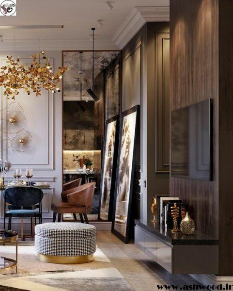 اتاق نشیمن٬ چیدمان اتاق نشیمن٬ دکوراسیون اتاق نشیمن٬ طراحی اتاق نشیمن چوبی٬ مبلمان اتاق نشیمن٬