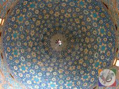 گنبد مسجد جامع یزد، دیدنی های یزد، آثار باستانی یزد